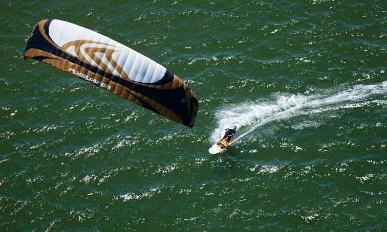 Kitesurfing Lesson In Ayamonte