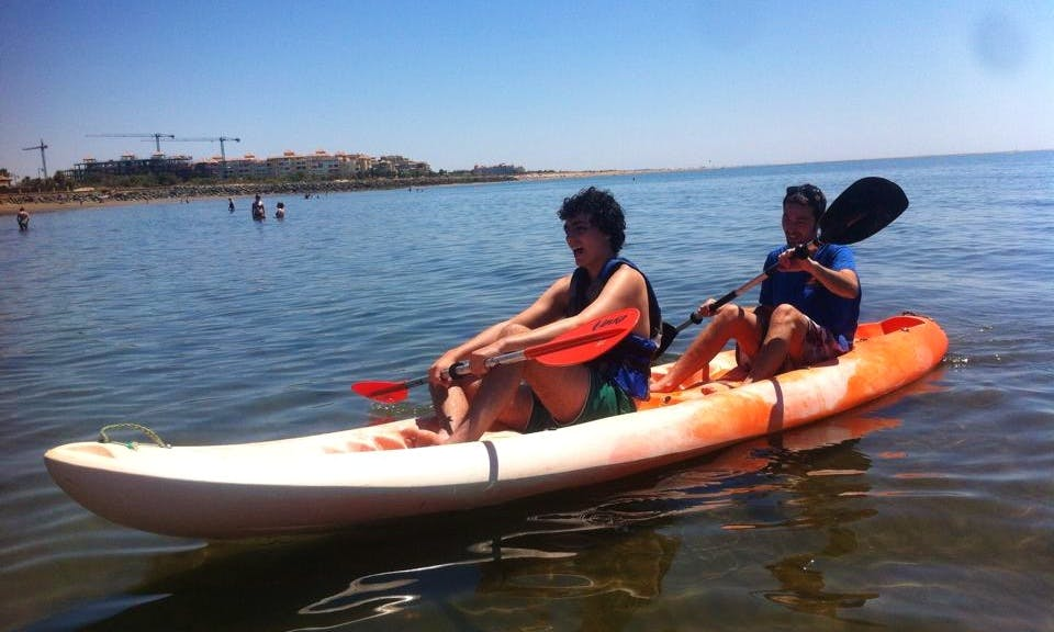 Hire Kayak In Ayamonte