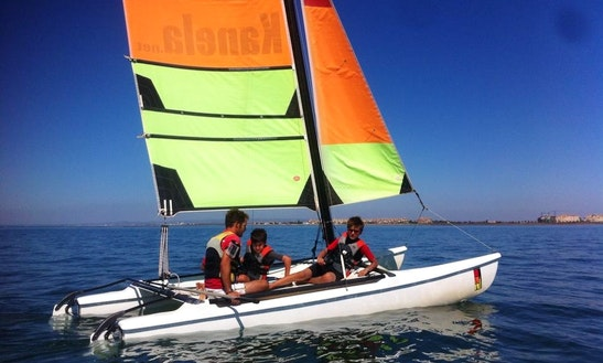 Hire Sailing Catamaran In Ayamonte And Have A Great Time