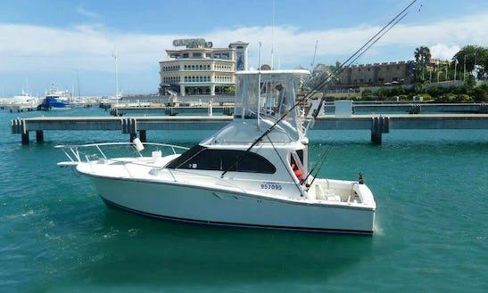 Cofresi Fishing Charter On 34ft
