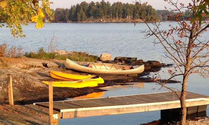 Canoe Rental  in Voyageurs National Park - Lake Kabetogama, MN