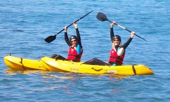 Kayaking In Goa-india