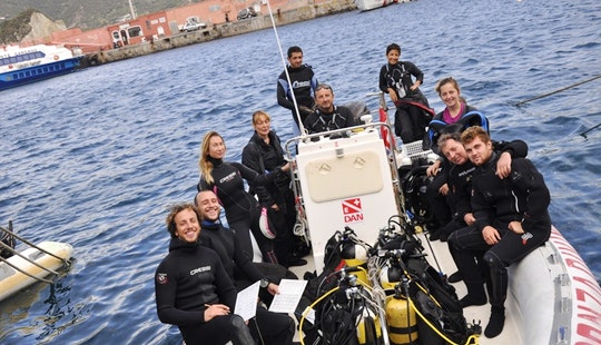 Learn To Scuba Dive In Ponza
