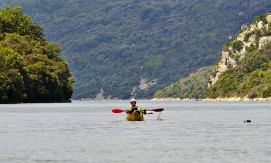 Sea Kayak Tours In Poreč