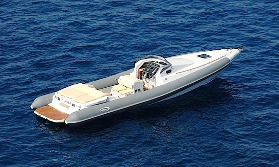 Rib Charter For 10 Guests In Mykonos
