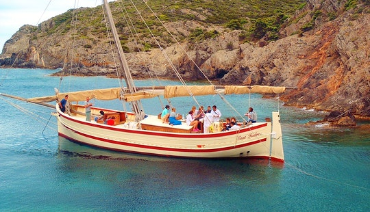 'sant Isidre' Boat Sailing Trips In Cadaqués