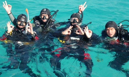 Learn Scuba Dive In El-quseir, Egypt