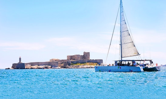 'ecolorato' Sailing Catamaran Cruises In Marseille