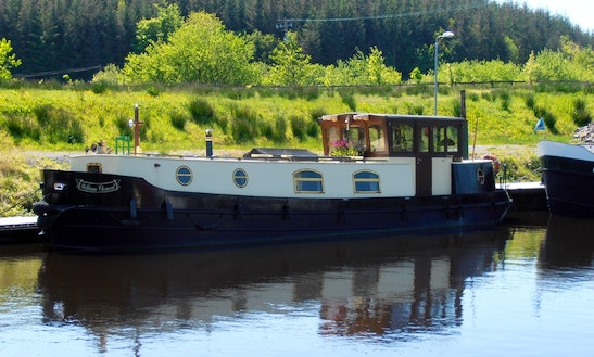 'deirdre' Dutch Barge Hire In Leitrim