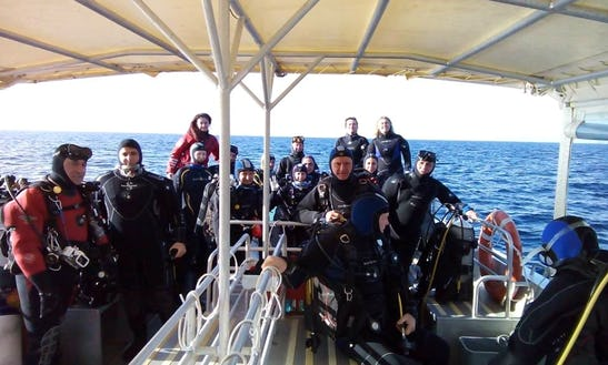 Scuba Diving Lesson And Dive Trips With Patrick In Saint-cyr-sur-mer, France