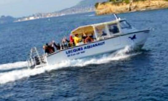 Diving Tour For 30 People In Saint-cyr-sur-mer, France