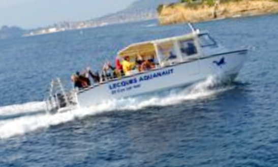 Diving Tour For 30 People In Saint-cyr-sur-mer, France
