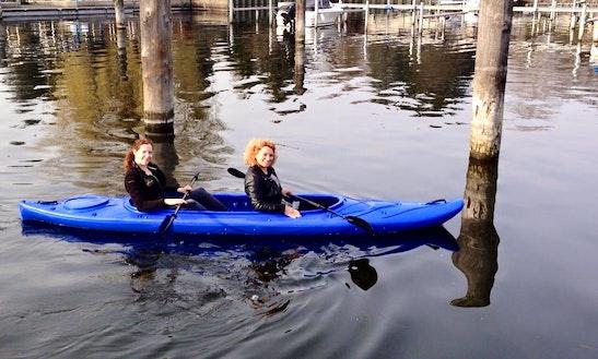 2-person Kayak Rental In Berlin