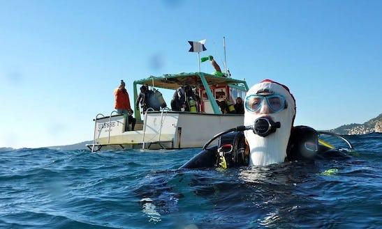 Scuba Diving In Nice