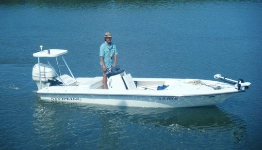 Bass Boat Fishing Trips In Savannah, Georgia