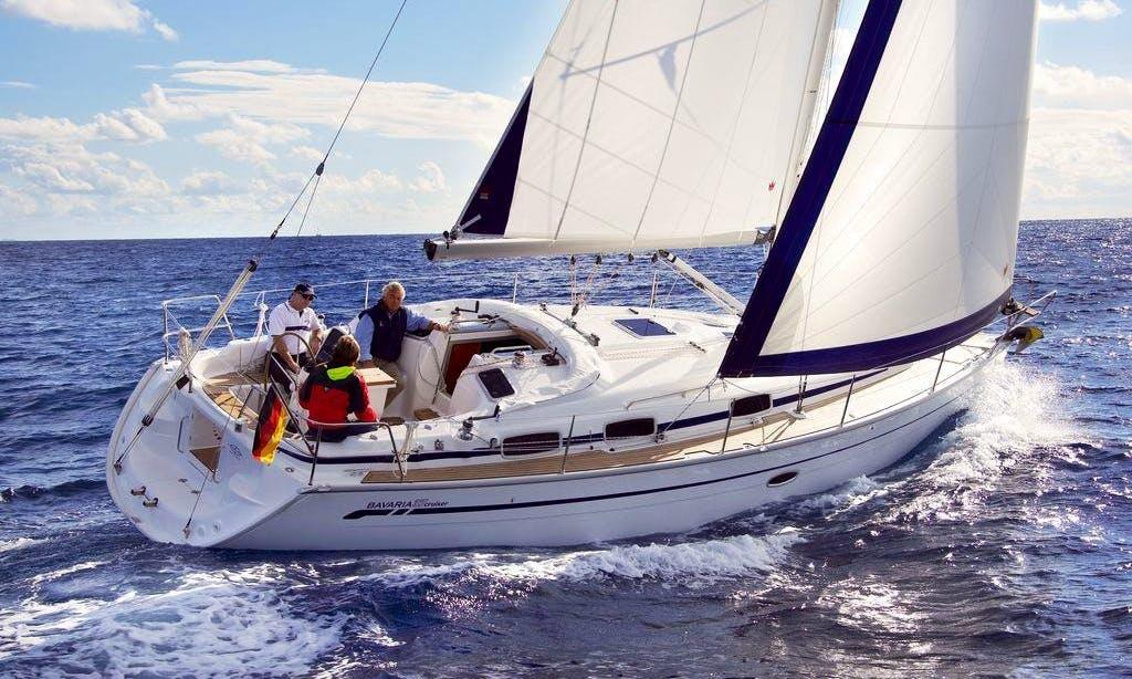 'Bavaria 37' Sailing Monohull Charter in Benalmádena