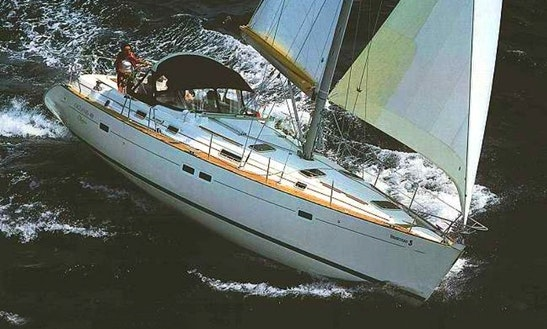 Charter The Beneteau Oceanis 411 Sailboat In Kos