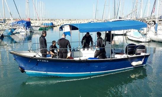 (12 Pax) Passenger Boat In Eilat