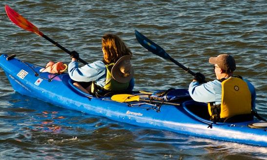 Enjoy Double Kayak Rental & Trips In Cass Township, Missouri