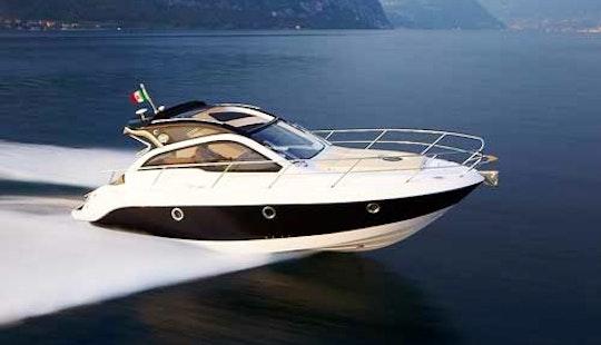 Skippered Charter The Sessa C32 Motor Yacht In Bar, Montenegro