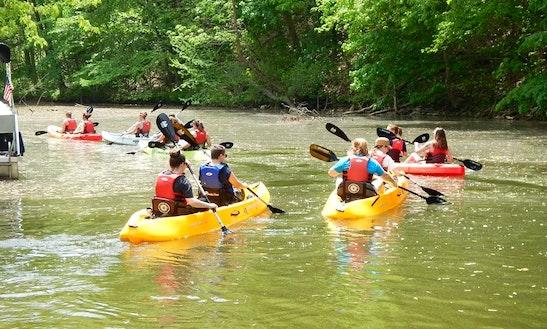 Tandem Kayak Rental In Lower Windsor Township