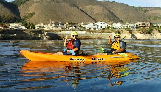 Tandem Kayak Rental & Tours In Pismo Beach