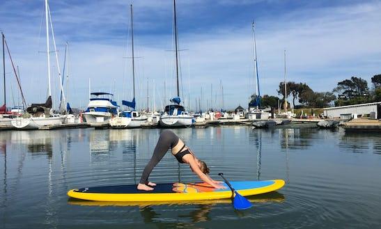 Paddleboard Rental & Lessons In Alameda, California