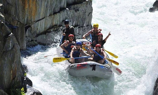 California River Rafting Trips