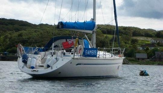 Charter Bavaria 44 Cruiser