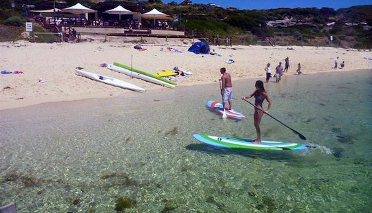 Stand Up Paddleboard Hire In Margaret River