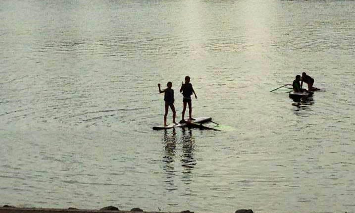 Hire Stand Up Paddleboard In Castelldefels