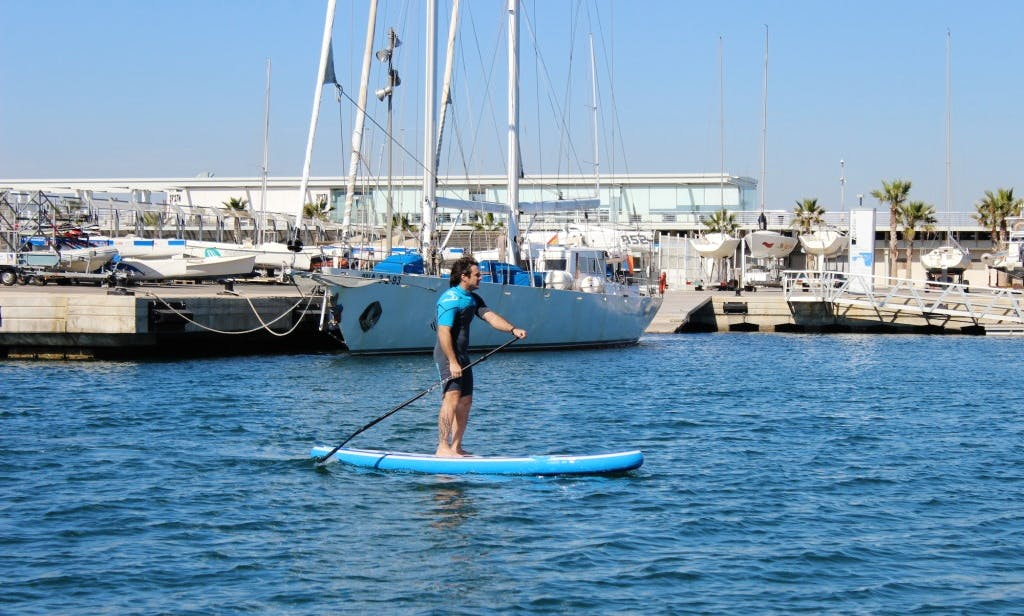 Paddleboard Rental & Trips in Valencia, Spain