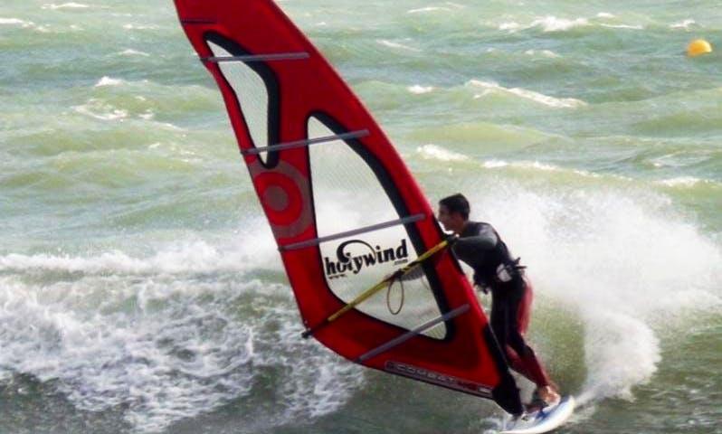 Wind Surferboards Rental In Pornichet