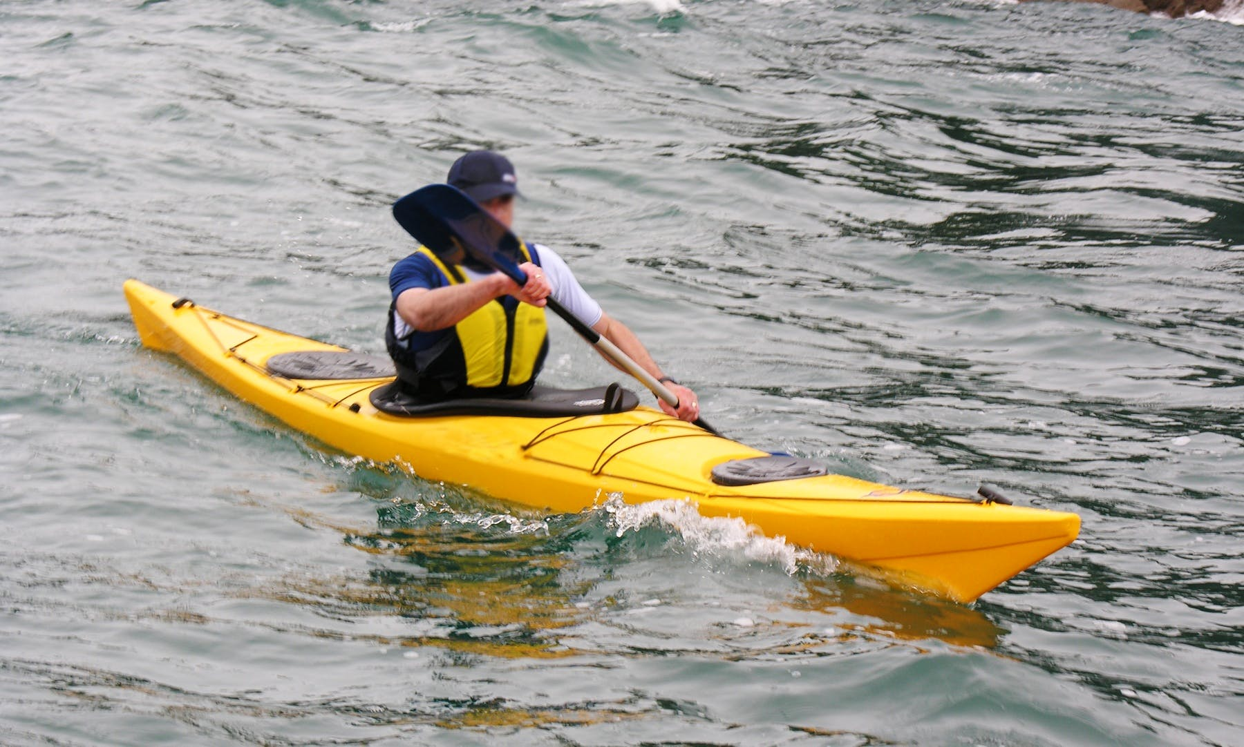 Single Sea Kayak Rental in Pornichet