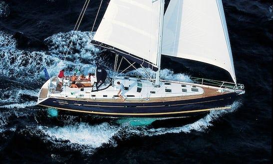 Beneteau Oceanis 523 Sailing Mega Yacht Charter In Ta' Xbiex, Malta