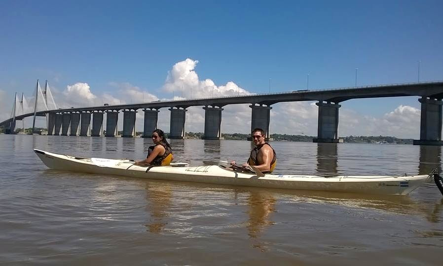 Kayak Rental & Trips in Rosario, Argentina