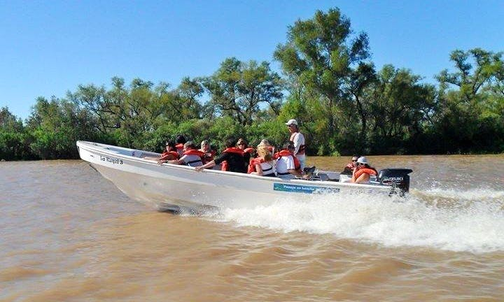 Boat Excursion in Rosario, Argentina