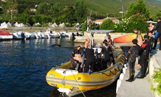 Diving Trips In Sisco, France