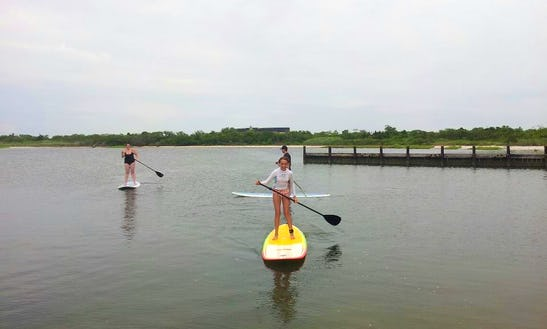 Stand Up Paddleboard Rental In Hempstead