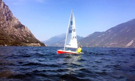 Daysailer Rental In Limone Sul Garda, Italy