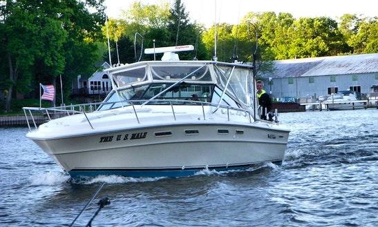 Fishing Charter Boat Rental In Saugatuck