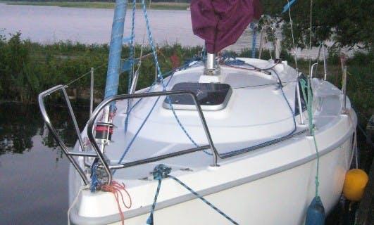 'Sasanka 660 SN' Monohull Charter in Giżycko