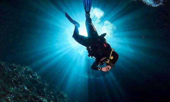 Padi & Specialties Diving Courses In Mérida