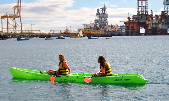 Kayak Rental In Santa Cruz De Tenerife Canarias, Spain