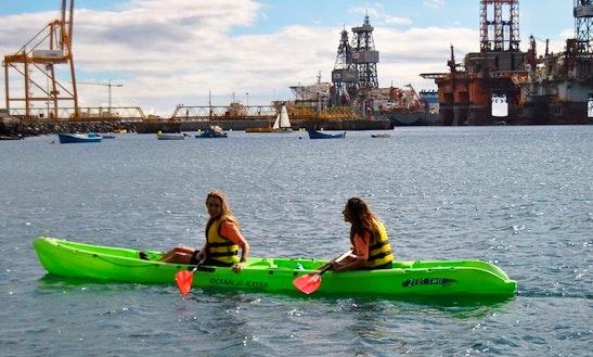 Kayak Rental In Santa Cruz De Tenerife Canarias, Spain