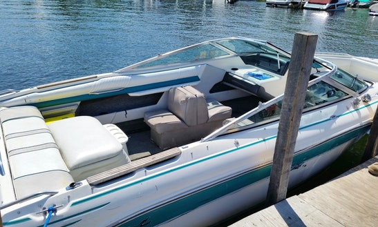 Sea Ray Bowrider Rental In Lake George