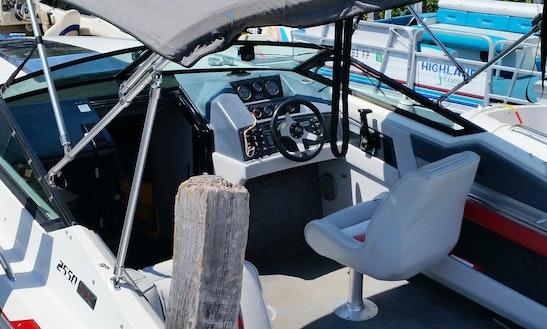2550-sx Bowrider Rental In Lake George