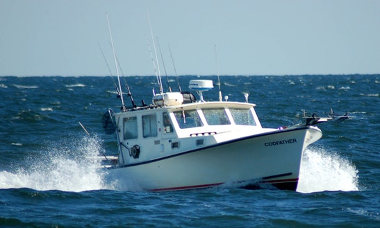 Fishing Charter On 32ft