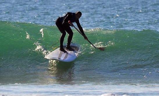 Paddleboard In Chiclana De La Frontera