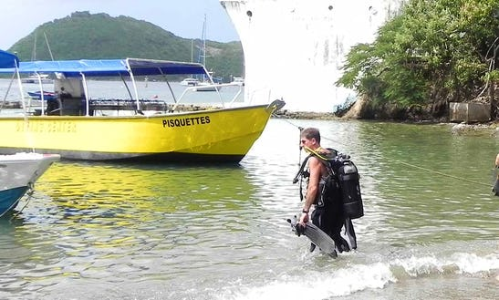 Diving Trips In Le Marigot, Guadeloupe